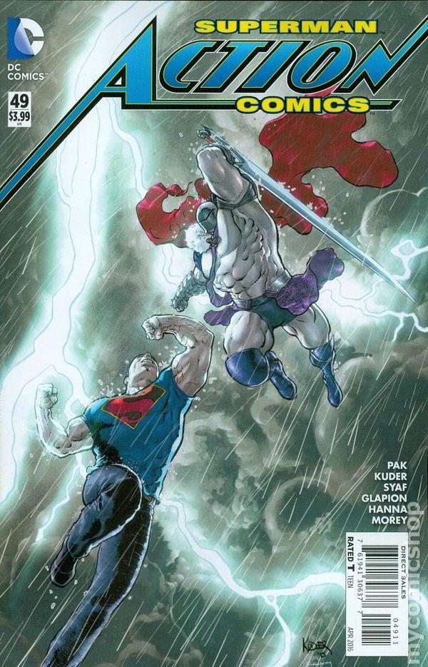 Action Comics Vol.2 #49