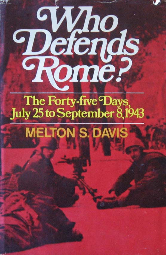 Who Defends Rome?