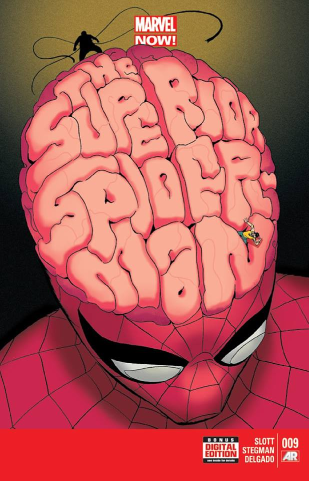 The Superior Spider-Man Vol.1 #9