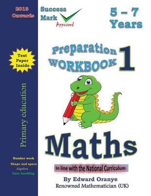 Preparation Workbook 1 Maths