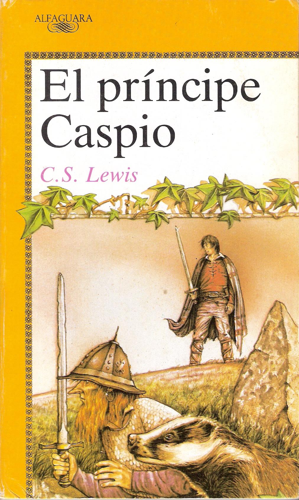 El Príncipe Caspio