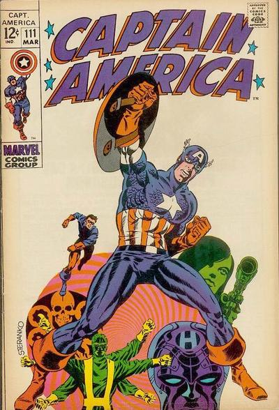Captain America Vol.1 #111
