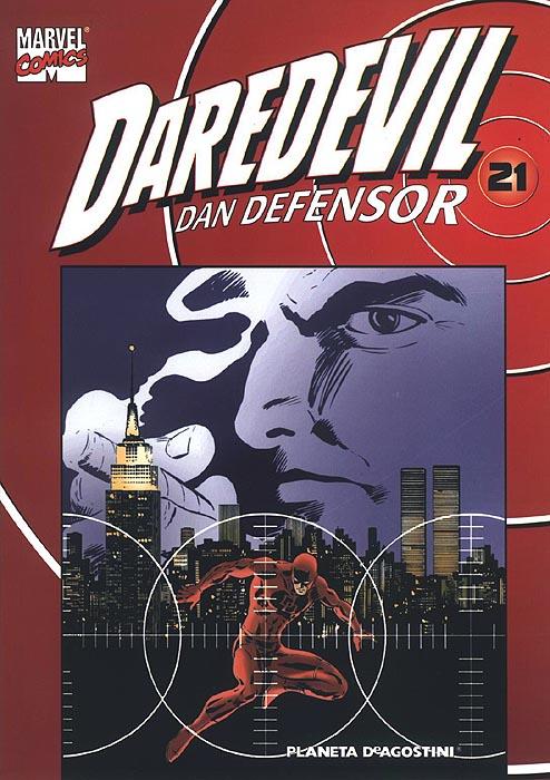 Coleccionable Daredevil/Dan Defensor Vol.1 #21 (de 25)