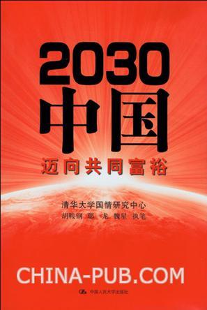 2030中國 邁向共同富裕