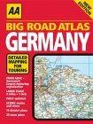 Big Road Atlas Germany