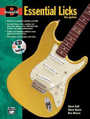 Essential Licks for Guitar