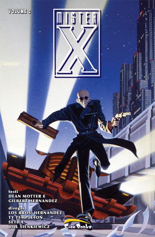 Mister X: The Defini...