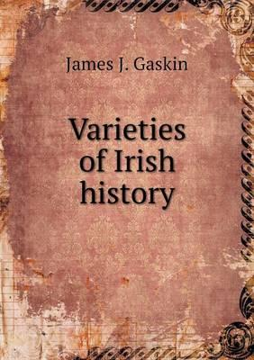 Varieties of Irish History