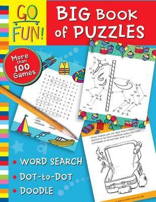 Go Fun! Big Book of Puzzles