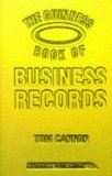 The Guinness book of business records