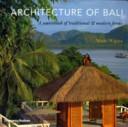 Architecture of Bali