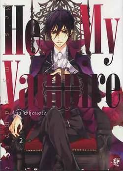 He's my vampire vol. 2