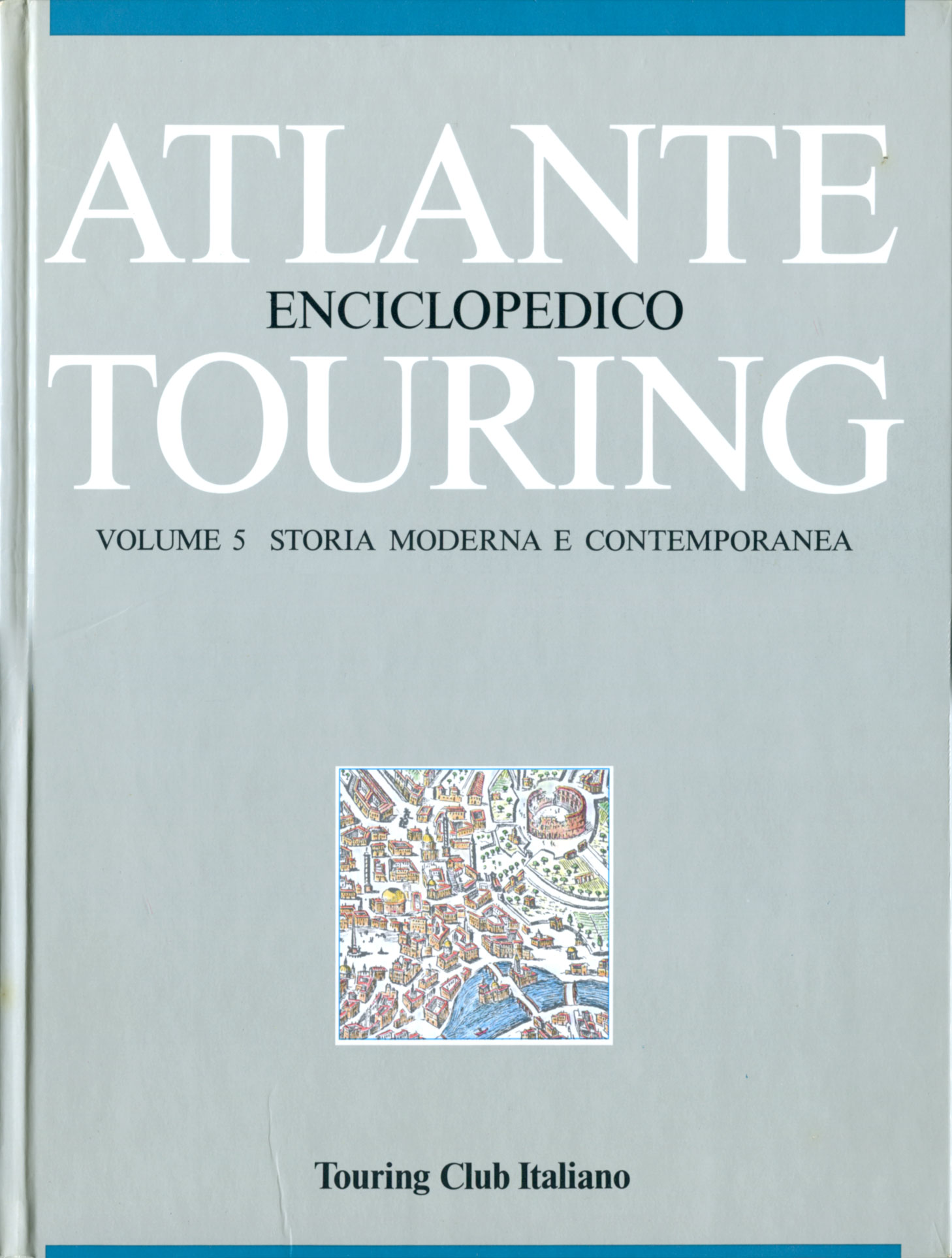 Atlante enciclopedico Touring Vol. 5
