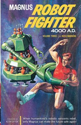 Magnus, Robot Fighte...
