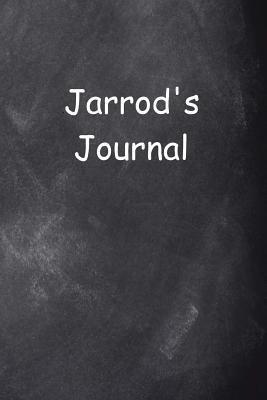 Jarrod Personalized Name Journal Custom Name Gift Idea Jarrod