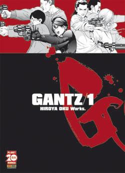 Gantz vol. 1