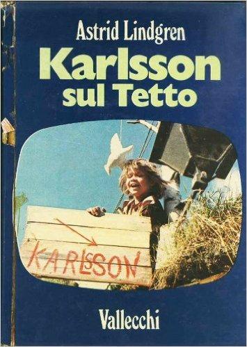 Karlsson sul tetto