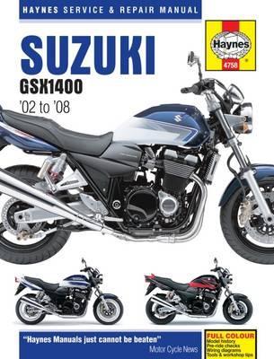 Suzuki GSX1400 2002 ...