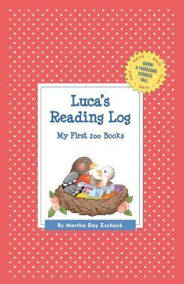 Luca's Reading Log