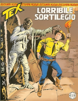 Tex Nuova Ristampa n. 229