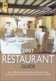 AA The Restaurant Guide 2007