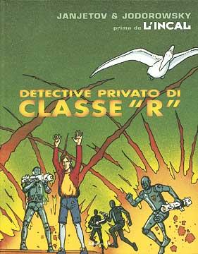 Detective privato di...