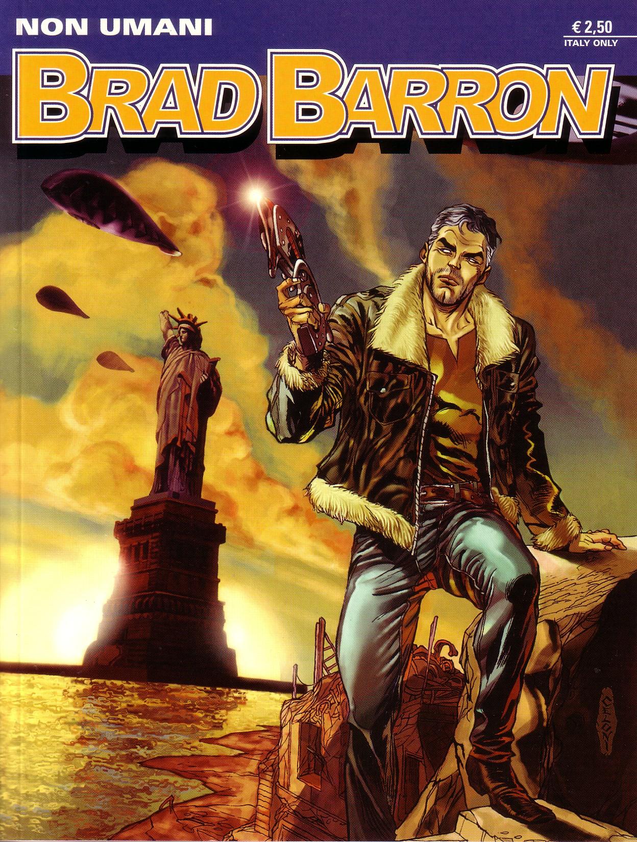 Brad Barron n. 1
