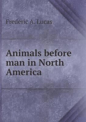 Animals Before Man in North America