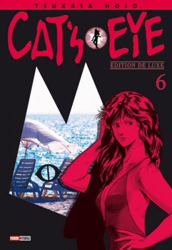 Cat's Eye, Tome 6
