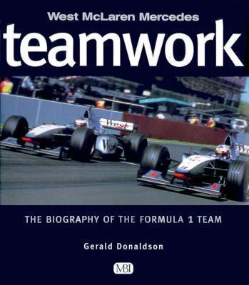 West McLaren Mercedes Teamwork