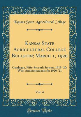 Kansas State Agricul...