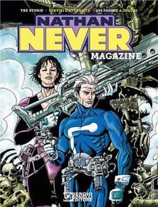 Nathan Never Magazin...
