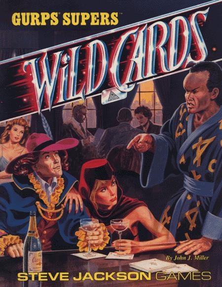 GURPS Wild Cards