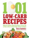 1001 Low-Carb Recipe...
