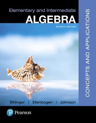 Elementary and Intermediate Algebra MyLab Math Access Code