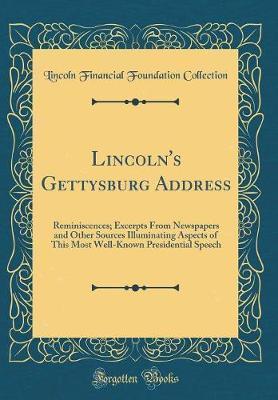 Lincoln's Gettysburg...