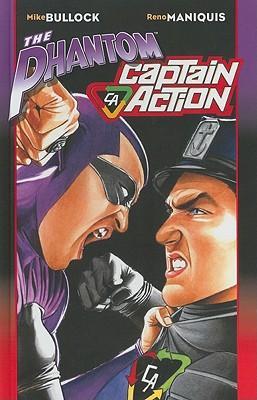The Phantom / Captain Action