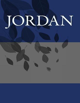 Jordan Write in Book