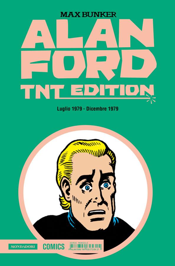 Alan Ford TNT Edition: 21