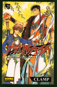 Tsubasa Reservoir Chronicle #20 (de 28)