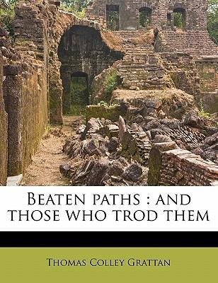 Beaten paths