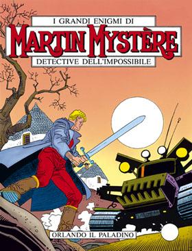 Martin Mystère n. 96