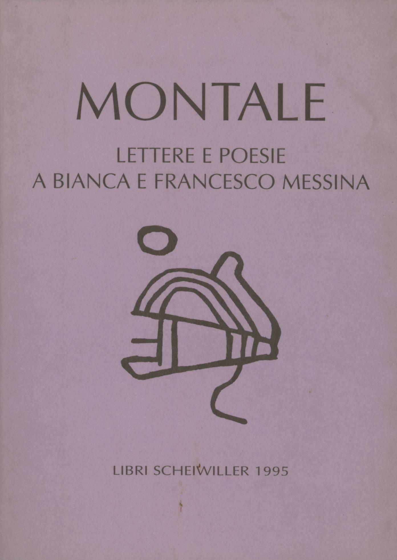 Lettere e poesie a Bianca e Francesco Messina (1923-1925)