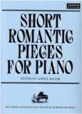 Short Romantic Pieces for Piano