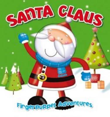 Fingerpuppet block - Santa Claus