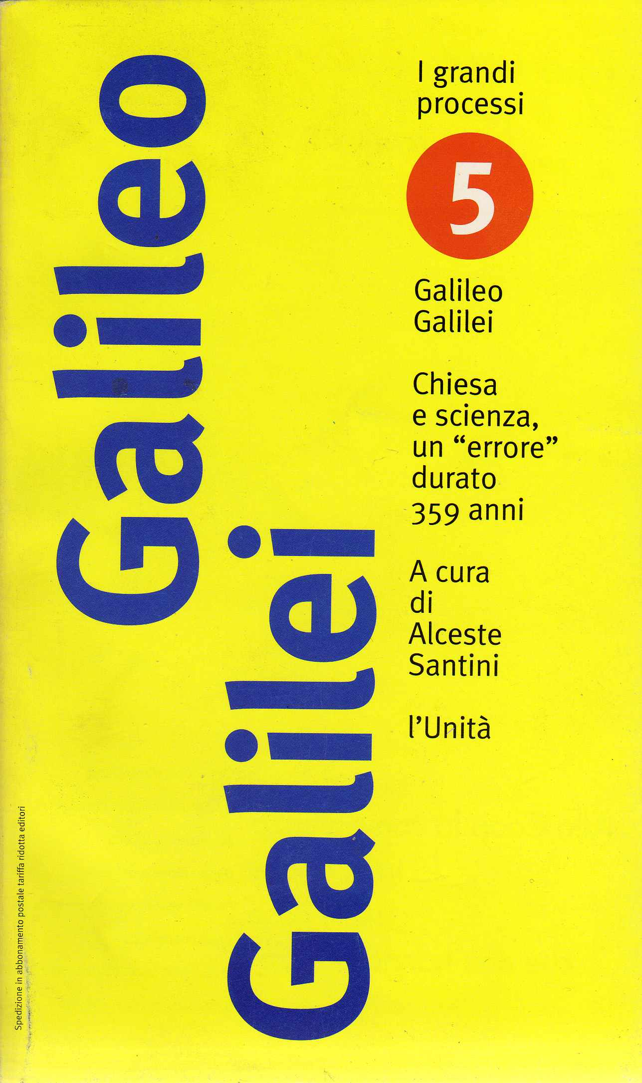 Processo Galilei