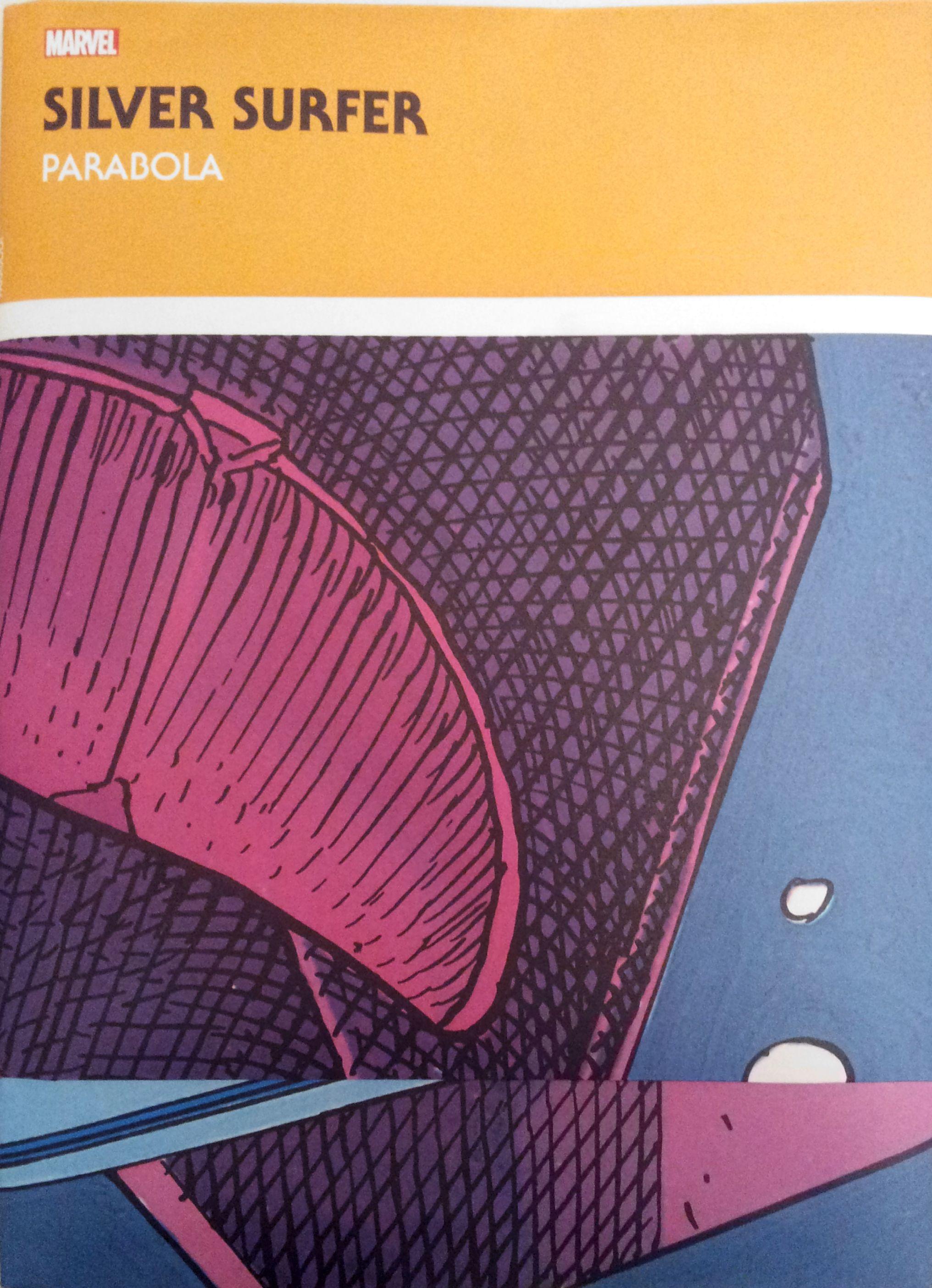 Silver Surfer: Parabola - Edizione Deluxe