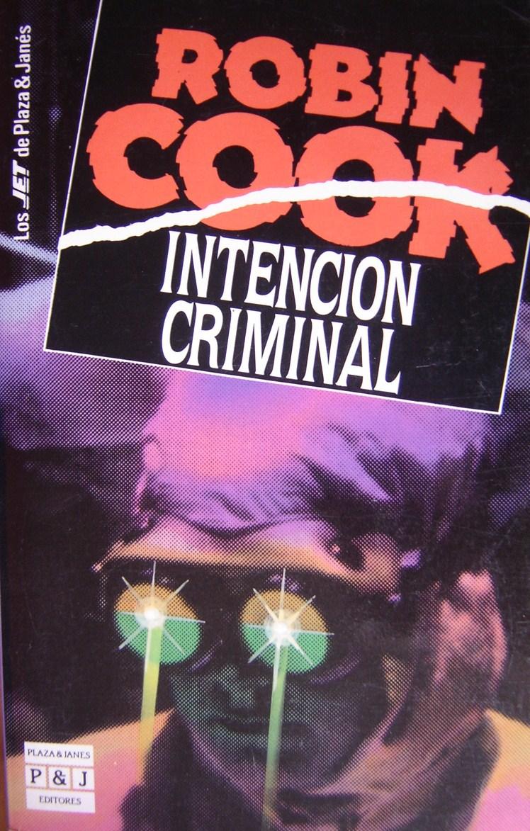 Intención criminal