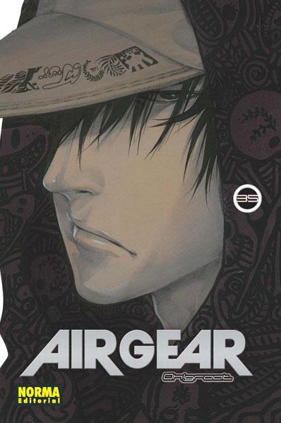 Air Gear #35 (de 37)