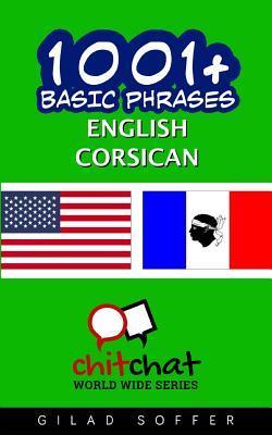 1001+ Basic Phrases English - Corsican